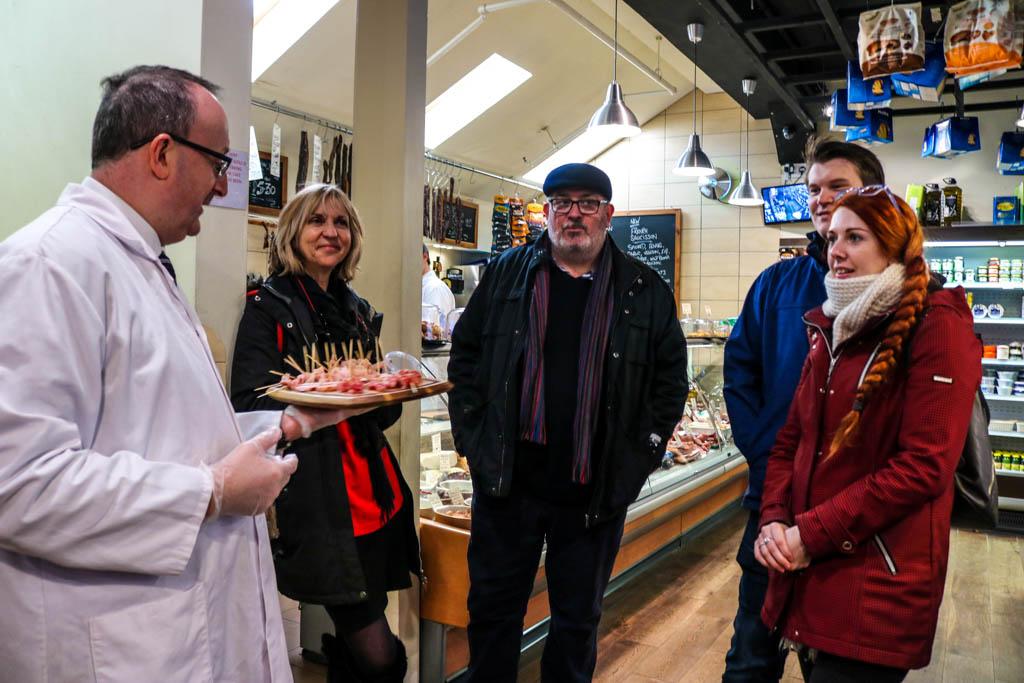 food tour Cardiff
