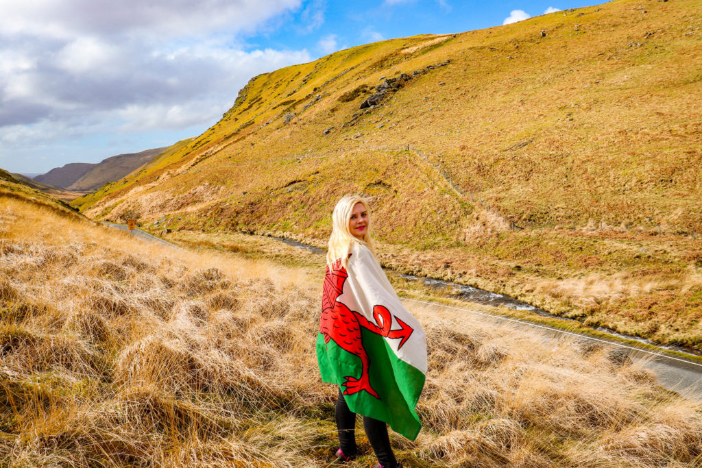 About pip Jomes Wales bucket list