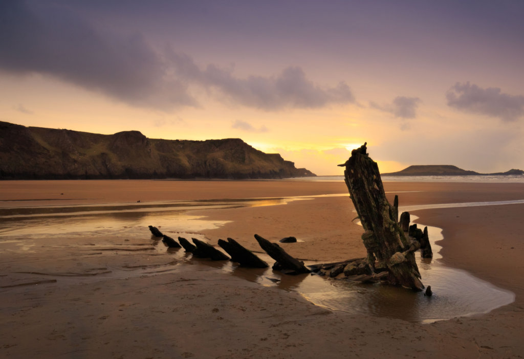 7 reasons to visit the Gower