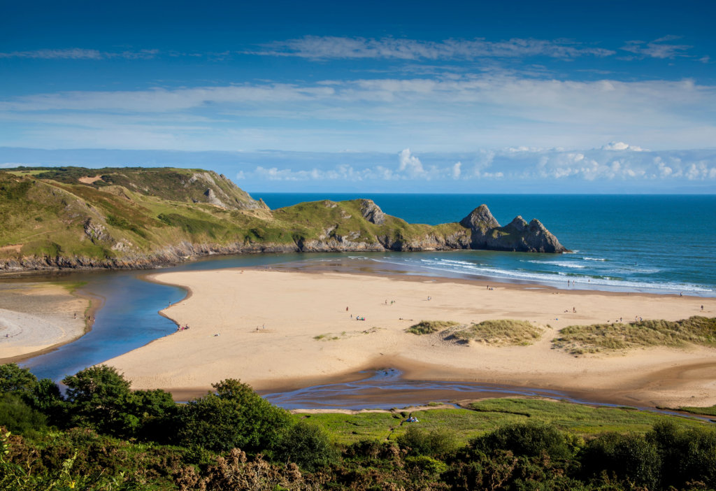 Visit the Gower Wales