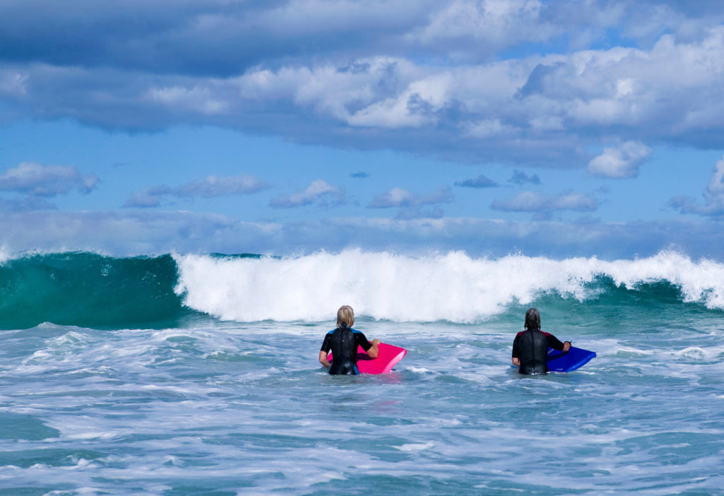 Learn to surf in Wales