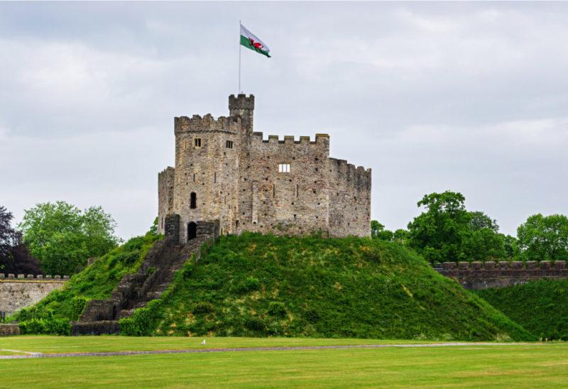 must visit castles in Wales
