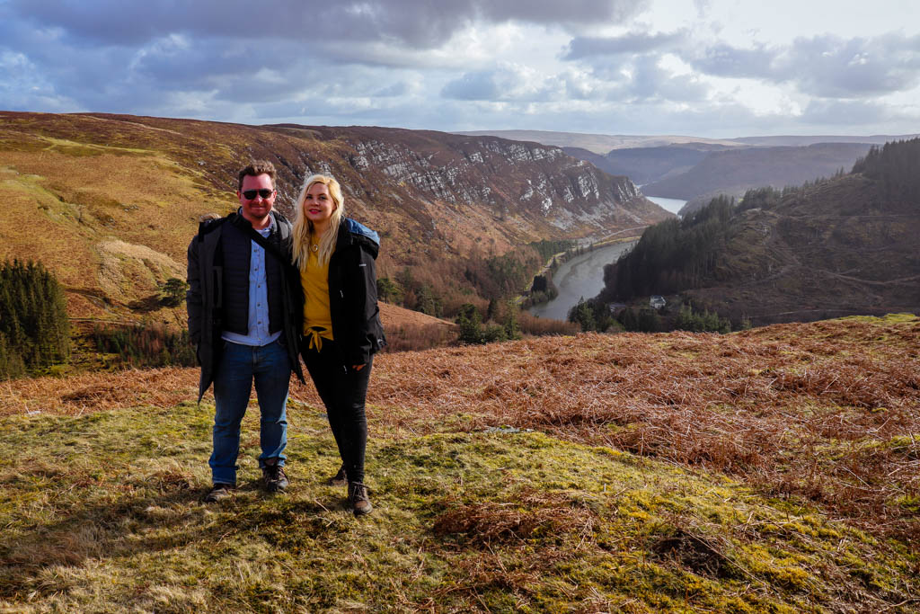 A week in the Cambrian Mountains