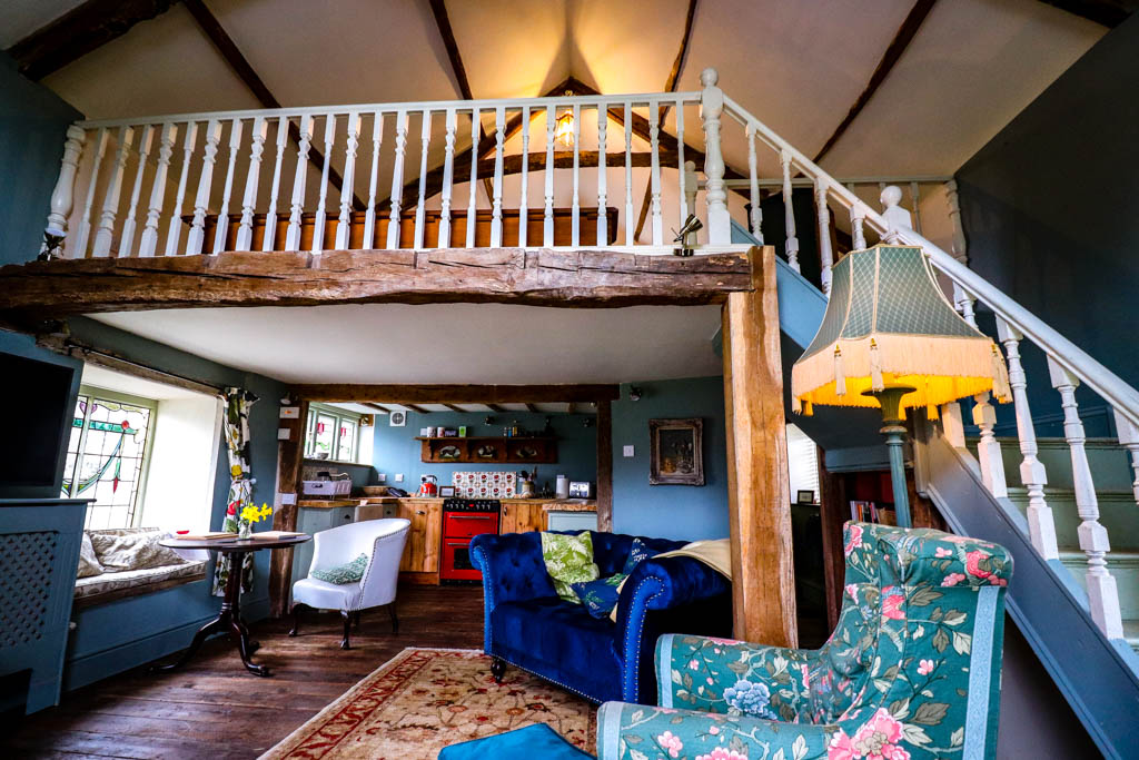 holiday cottage in Llandovery Wales