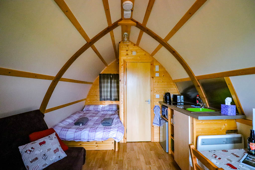 Wigwam holidays Hafren Cambrian Mountains glamping