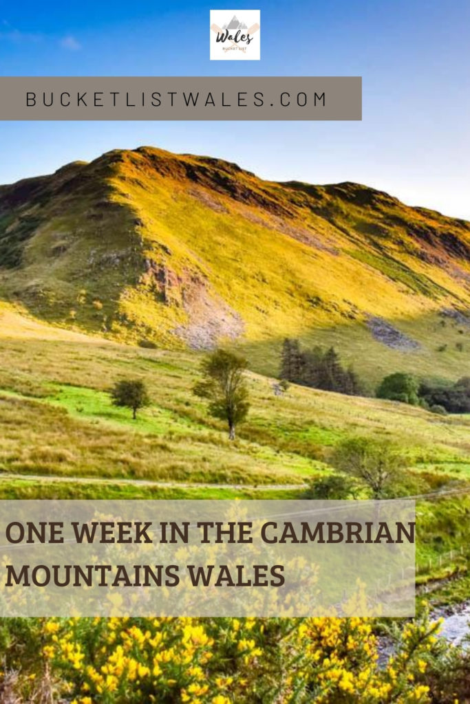 Bumper guide to one week in the Cambrian Mountains, discover star gazing, remote landscapes, biking, hiking, and hot tubs in the last wilderness in Wales. This off-the-radar destination is a series of mountain ranges in central Wales that lies roughly between the Brecon Beacons and Snowdonia. It's a unique destination in the UK that needs to be on your bucket list! #Wales #adventuretravel #uktravel #offbeattravel #uniquedestinations