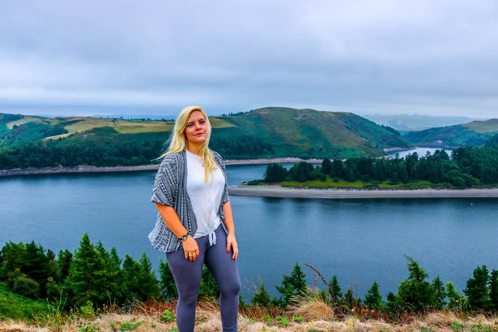 Clywedog Lake Wales