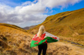 one week in the Cambrian Mountains