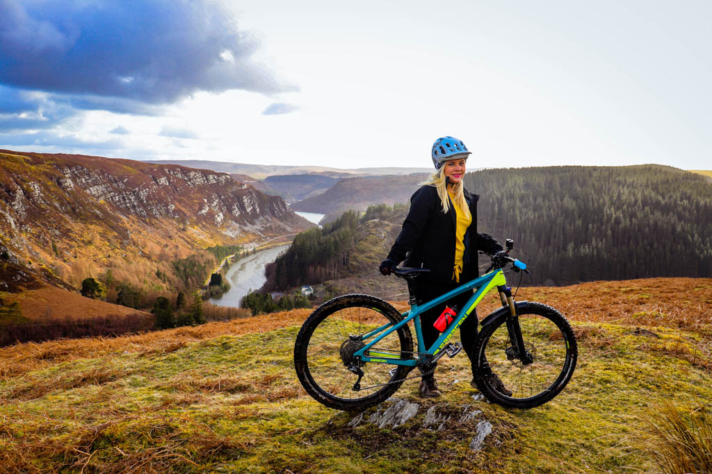Mountain Biking in the Elan Valley