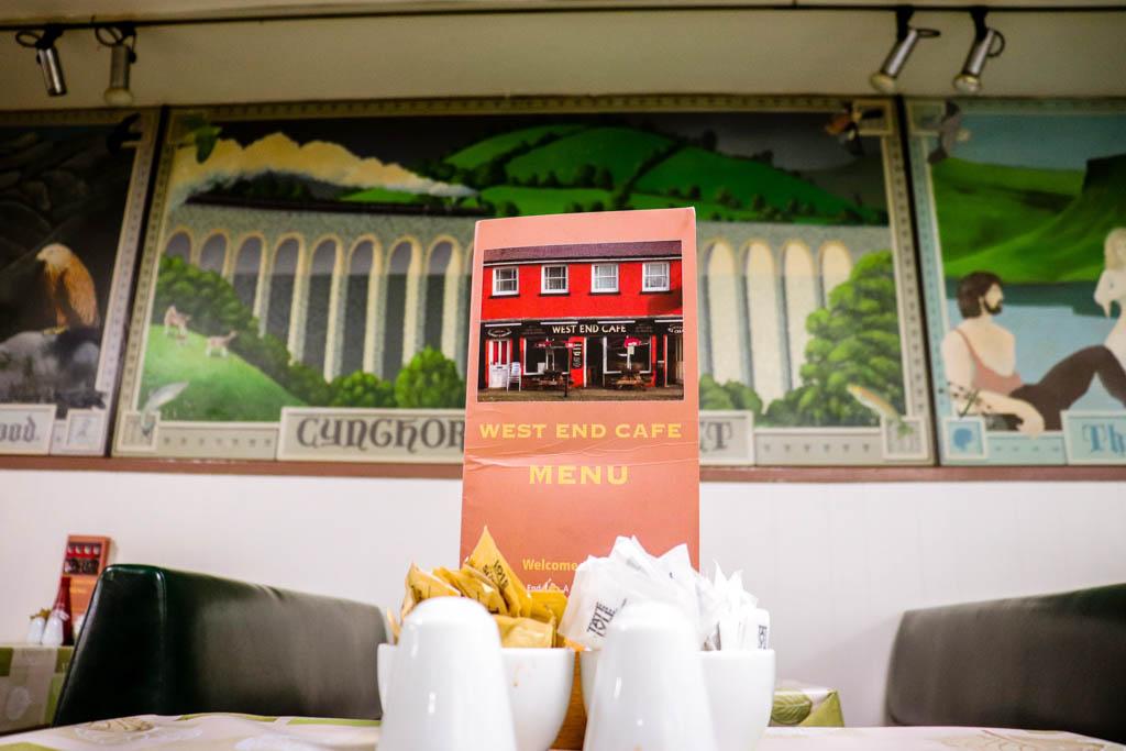 West End Café Llandovery