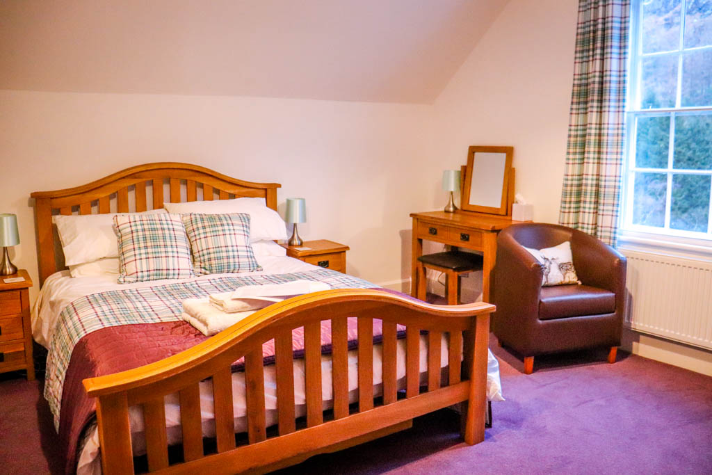 Stay at Penbont House Elan Valley