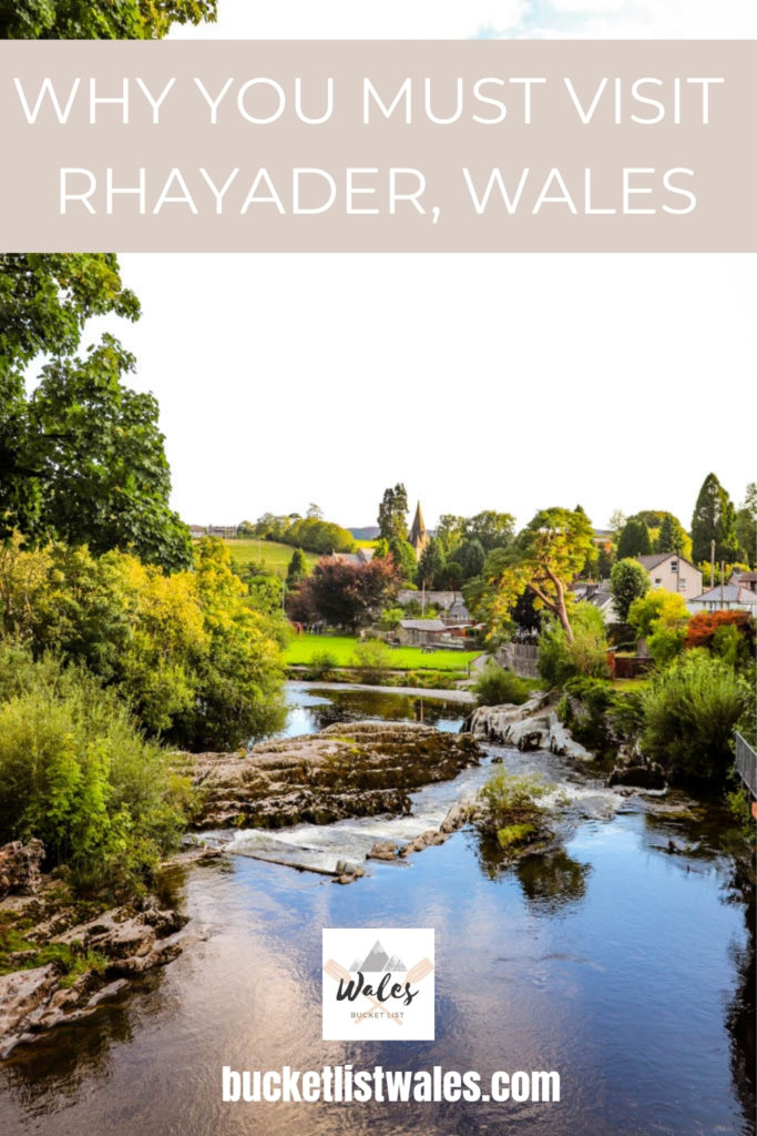 There are so many reasons why you must visit Rhayader, a historic market town in the Cambrian Mountains in Wales. Here you'll find boutique shopping, rustic pubs, hiking, biking and historic dams. Wales travel | Rhayader | UK travel | Market town | historic town | outdoor adventure | hiking holidays |