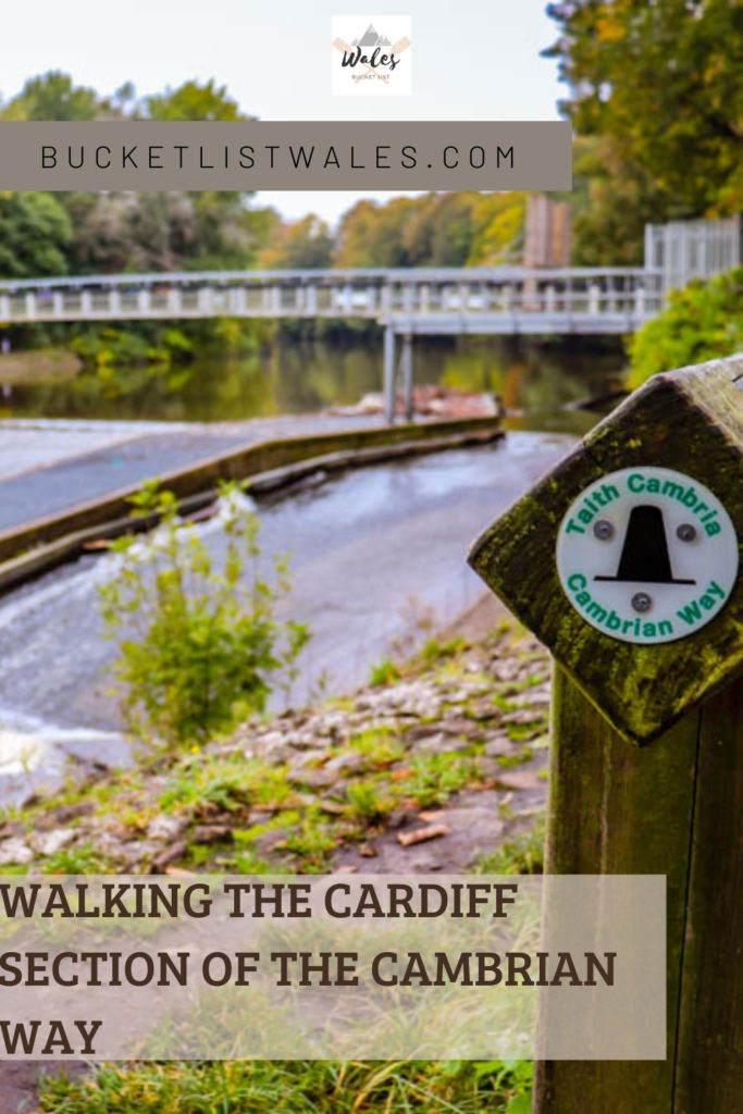 Looking for a long walk in Cardiff? Walking the Cardiff section of the Cambrian Way route is perfect local walk in Cardiff through 9 miles of beautiful parklands, canals and forests. The Cambrian Way is an incredibly scenic and challenging long-distance trail from Cardiff to Conwy. It's over 298 miles through some of the wilder parts of Wales. Hiking Wales | Wales travel | local walks | hiking routes | UK hiking |