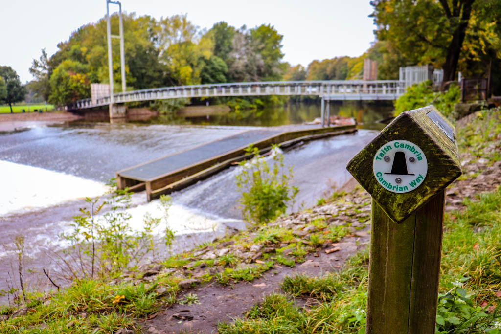 Walking the Cardiff section of the Cambrian Way | 9 mile route