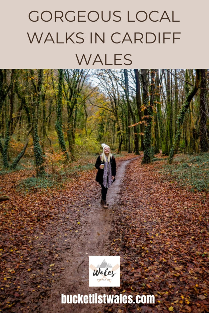There are loads of gorgeous local walks in Cardiff including river trails, loop walks, forest walks and waterfront walks. Check out our guide to the best walks Cardiff, Wales. Wales walks | Cardiff Walks | Local walks | Cardiff | Cardiff outdoors |