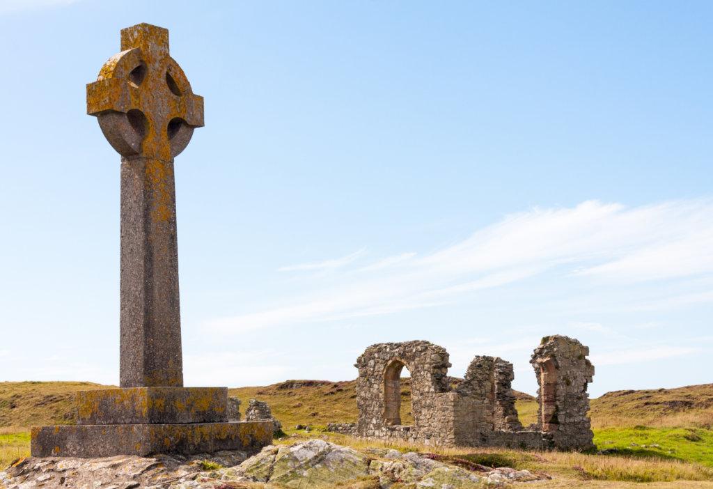 St Dwynwen's shrin